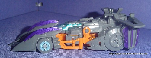 Megatron Cybertron Legends Transformers 007