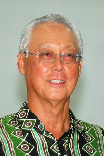 SM Goh Chok Tong