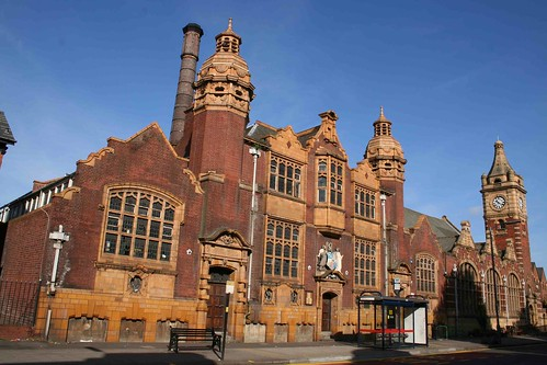 Report Permission Visit Moseley Baths Birmingham Oct 16