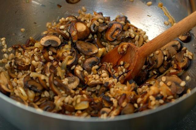 mushroom barley pie | Flickr - Photo Sharing!