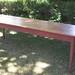 reclaimed harvest table by jeffbuildsfurniture