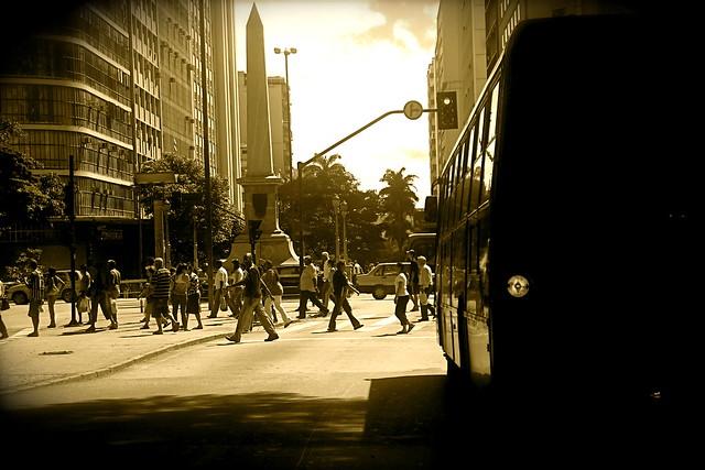 Praça Sete de Setembro - BH