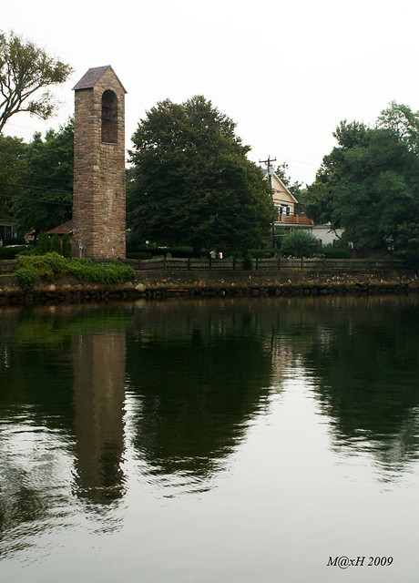 Bell Tower, Eel Pond, Woods Hole, MA