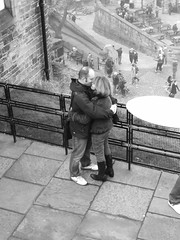 a kiss in the Castle