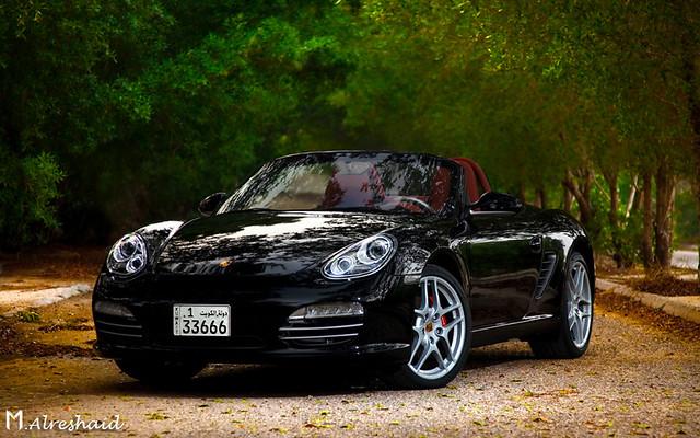 Gloss Black Roadster (Part III)