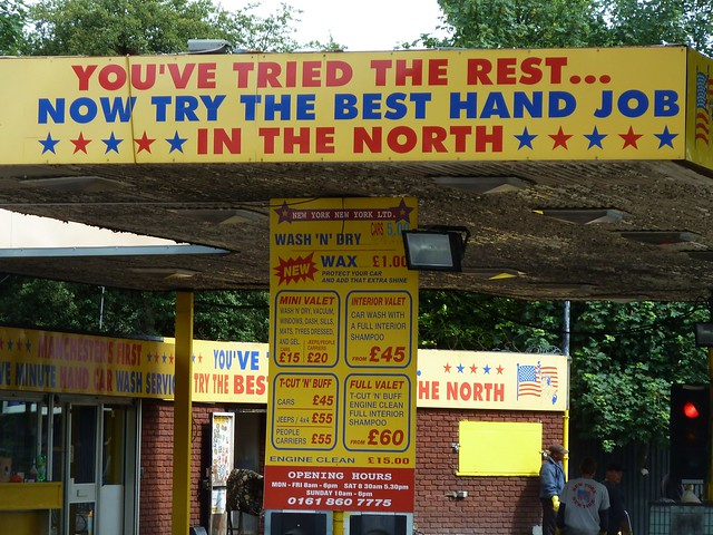 The Best Hand Car Wash Manchester