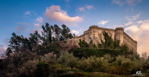 Castello Piccolomini di Balsorano