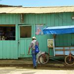 Simple Shop in La Esperanza, Honduras