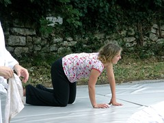 yoga(0.0), sports(0.0), martial arts(0.0), sitting(0.0), physical fitness(1.0),