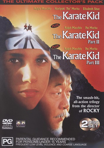 The Karate Kid Trilogy