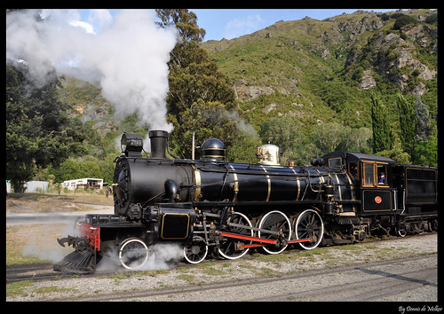 Kingston Flyer, Queenstown NZ