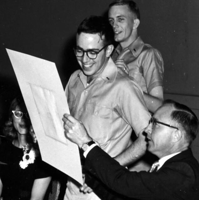 1961 hanscom field award