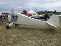 monoplane, aviation, airplane, propeller driven aircraft, wing, vehicle, air sports, light aircraft, propeller, motor glider, ultralight aviation,