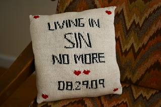 Living in Sin No More