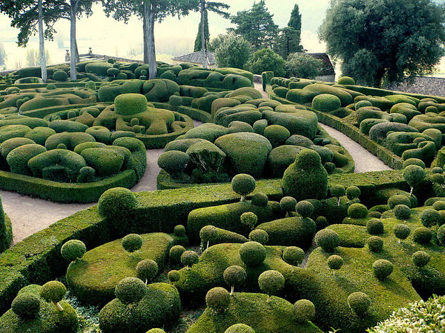 les jardins du ch teau de marqueyssac 24 flickr photo sharing. Black Bedroom Furniture Sets. Home Design Ideas