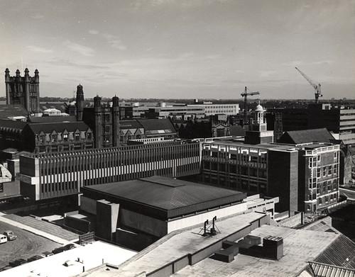 015269:University of Newcastle upon Tyne, Newcastle upon Tyne  1966