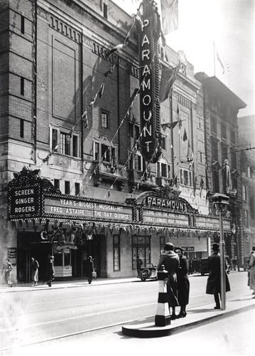 056591:Paramount Theatre Pilgrim Street Newcastle upon Tyne Unknown 1935