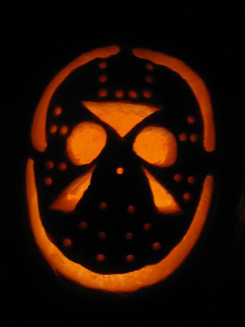 Jason pumpkin