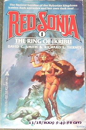 Conan Ring Of Set