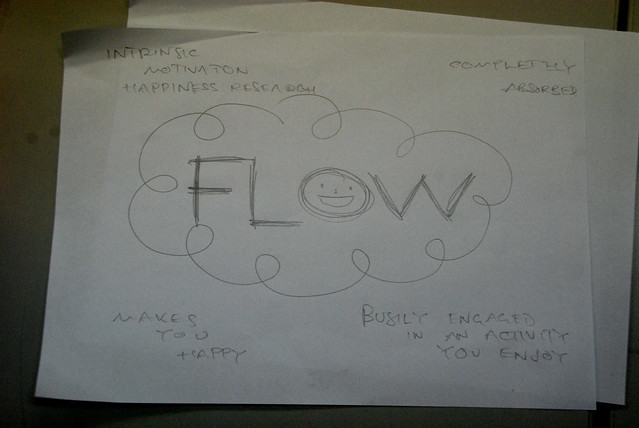 Flow [psychology] from Flickr via Wylio