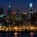 Philadelphia Skyline by BradJacobson