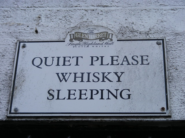 The Whisky Matures