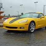2008 Chevrolet Hertz Corvette ZHZ Special Edition (2 of 10)