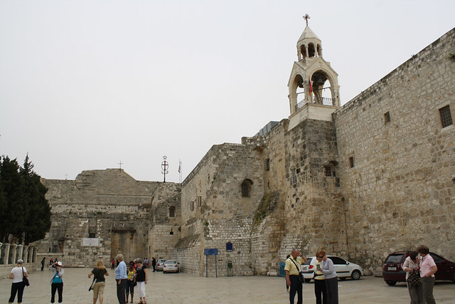 Betlehem: Church of the Nativity