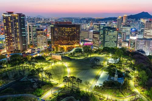 ソウルの人気ホテルTOP20