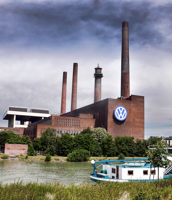 Wolfsburg Germany  city photos : Volkswagen Factory Wolfsburg/Germany | Flickr Photo Sharing!