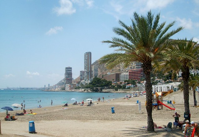 Header of Alicante