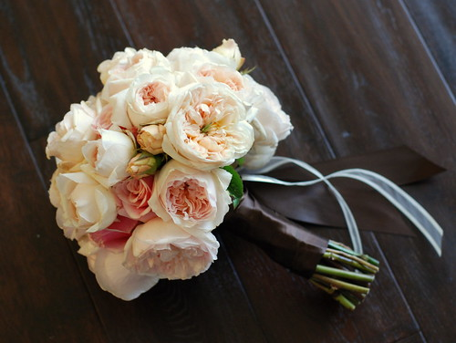 Flowers by shirley garden rose bouquet - Garden rose bouquet ...