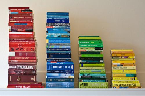 Book-Color Histogram. - 無料写真検索fotoq