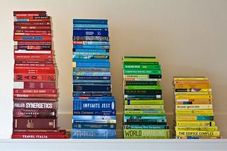 Book-Color Histogram.