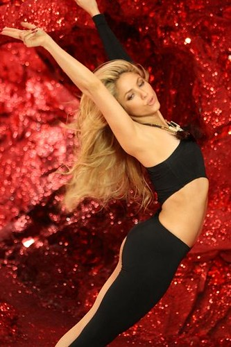Official Shakira Video Shots