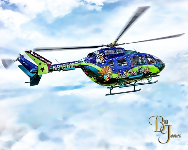 Childrens Mercy hospital helicopter by Scribe | Flickr ...