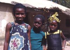Mandingo Children, Kédougou, Sénégal (West Africa)
