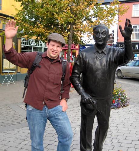 John B. Keane and I
