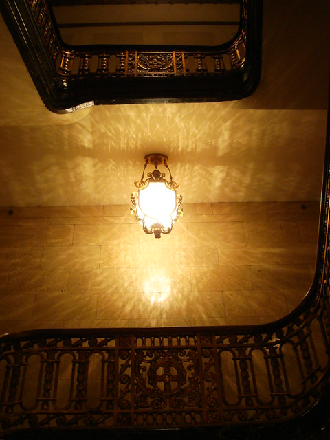 Light in the St. Francis