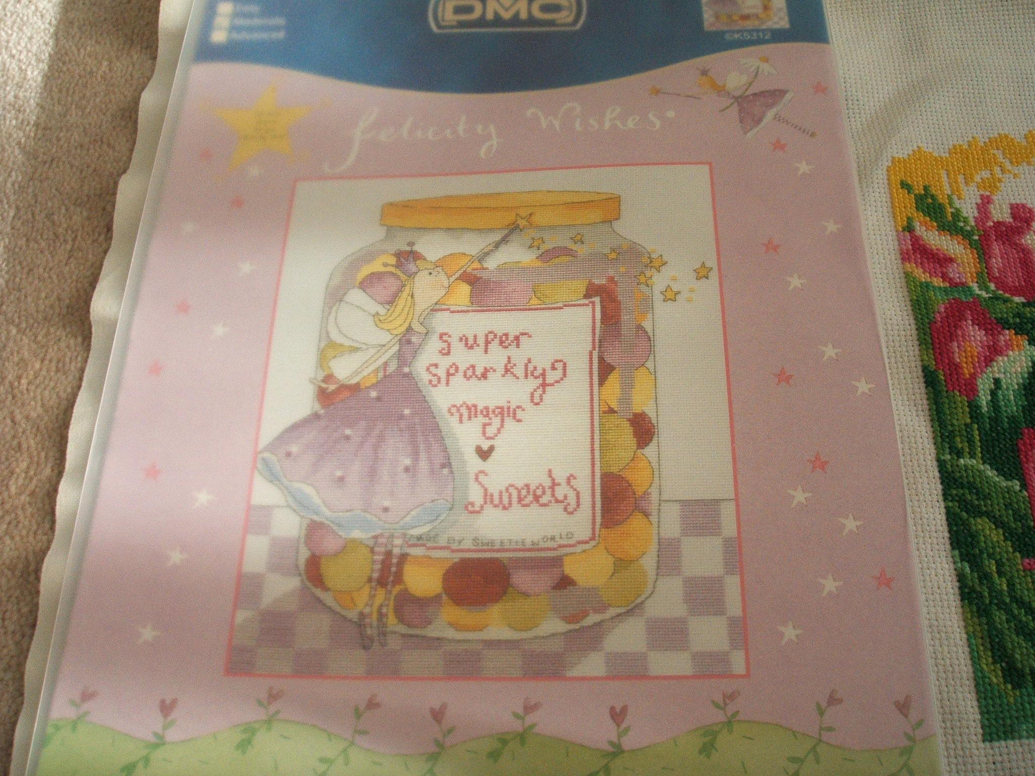 Felicity wishes cross stitch