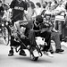 Wheelbarrows Race, Cicagna by gabriele macro