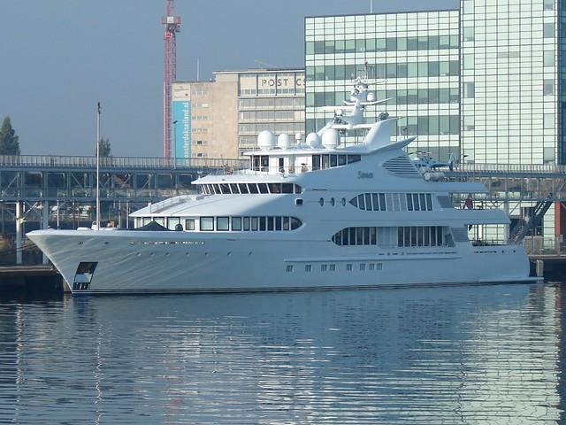 Samar superyacht