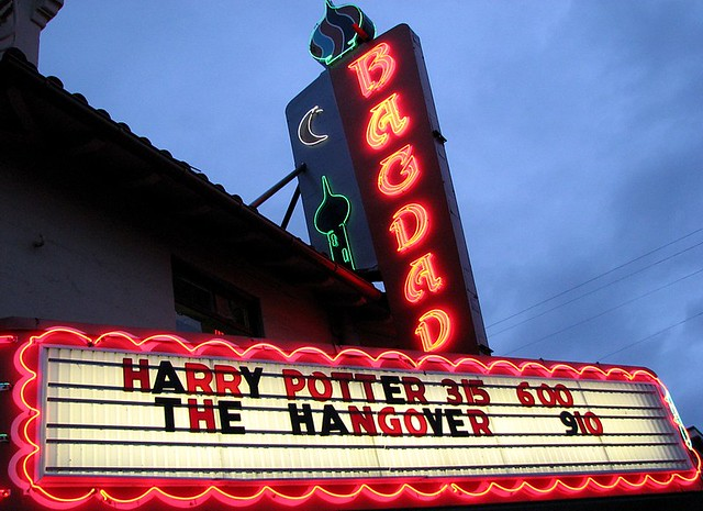Harry Potter: The Hangover (Bagdad Theater, Portland, Oregon, 13 Oct. 2009)