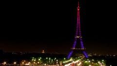120 ans de la Tour Eiffel - 120 years of the Eiffel Tower