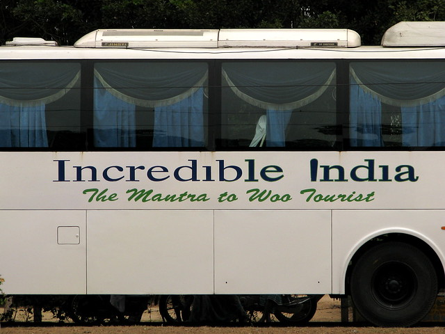 India - Sights & Culture - Tourism Slogan