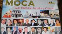 Lanzamiento del libro: Moca guía Historia, Turística y cultural.