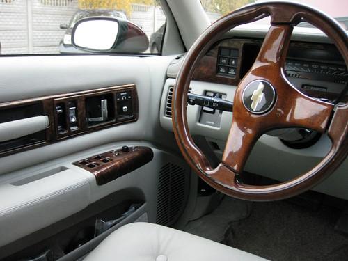 Caprice body interior project in ukraine page 5 chevy - Custom box chevy caprice interior ...