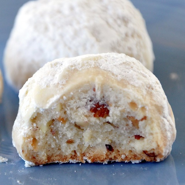 Snowball cookies aka Russian Tea Cakes | Flickr - Photo Sharing!