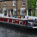 Narrowboat by John A King
