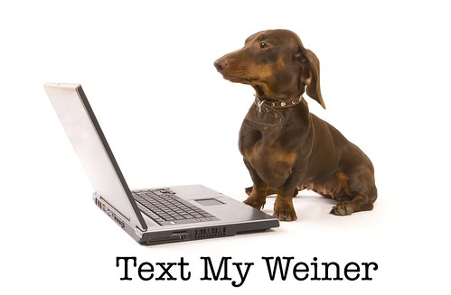 TEXT MY WEINER 2 by WilliamBanzai7/Colonel Flick
